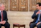 بشارالاسد کی پیوٹن کے نمائندے سے ملاقات/ دہشت گردوں کے مکمل خاتمے تک آپریشن جاری رکھنے کا اعلان