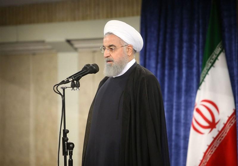 روحانی: کشور با برجام یا بدون برجام بهخوبی اداره خواهد شد/ تحریمها و فشارها تأثیری ندارند