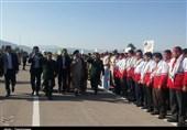 کهگیلویه و بویراحمد| صبحگاه مشترک به مناسبت سوم خرداد در یاسوج برگزار شد+ تصاویر