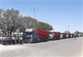 قزوین| رانندگان به مراکز عمده بار هزینه کمیسیون اضافی پرداخت نکنند