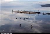 Iran's Lake Urmia Water Level Increases