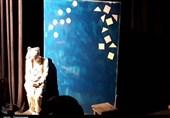 """گیلان  نمایش """"تَفلِت"""" در رشت به روی صحنه رفت + تصاویر"""