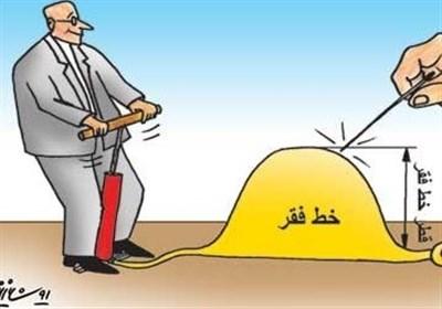فقر مطلق 2.8 میلیون خانوار ایرانی با ماهانه 780 هزار تومان ریشهکن میشود؟