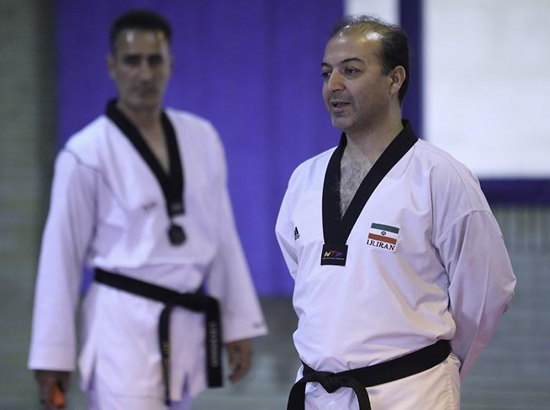 فریبرز عسکری , علی محمد بسحاق , المپیک 2020 توکیو , تکواندو - المپیک 2020 توکیو , تکواندو , تکواندو ایران ,