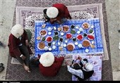 Turkmen Food; New Attraction for Tourists Visiting Iran