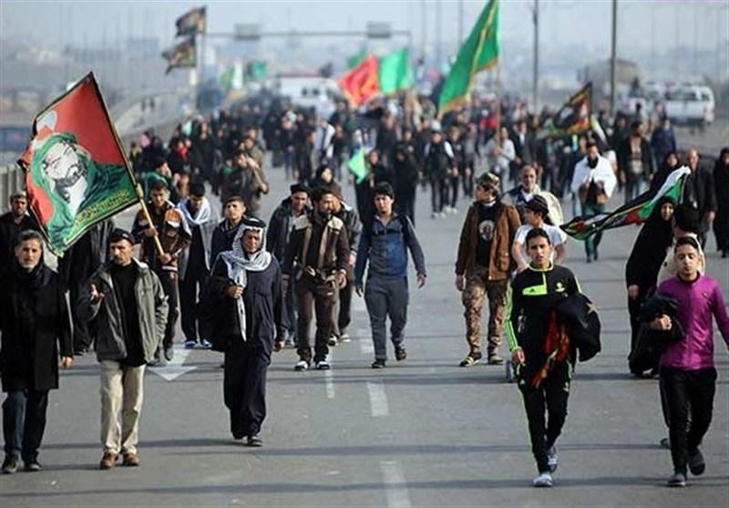 مشهد| عضو اتحادیه اربعین عراق: انقلاب اسلامی ایران امتداد طبیعی اربعین حسینی است