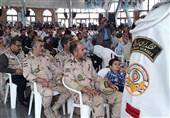 گیلان  مراسم گرامیداشت فتح خرمشهر در رشت برگزار شد + تصاویر