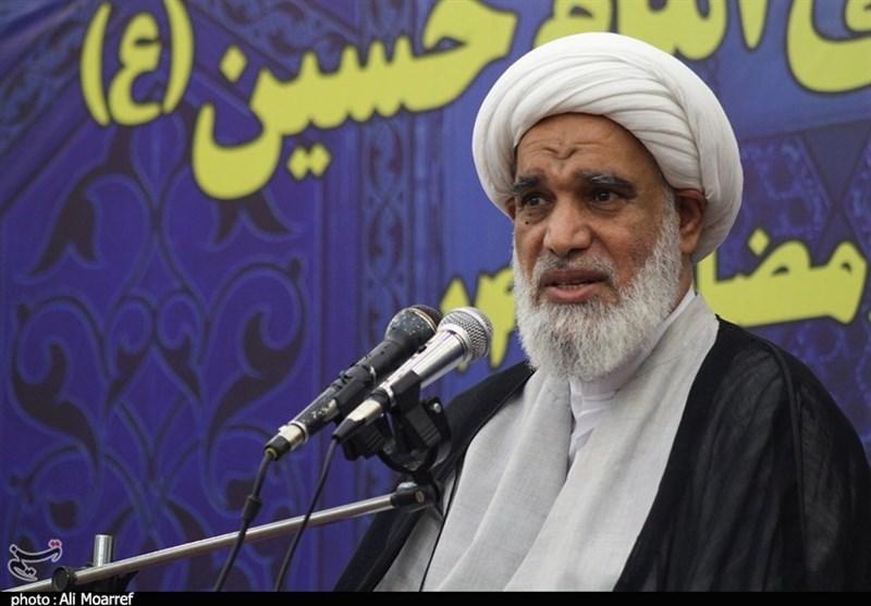 آیتالله کعبی: جمهوری اسلامی هیچگاه سر تسلیم در برابر زیادهخواهیهای آمریکا فرو نمیآورد