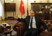 نظر سفیر ترکیه درباره مسابقه دوستانه ایران و ترکیه/ در مسابقات جام جهانی قلبمان با ایران است+ فیلم