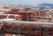 افزایش تولید 20 درصدی گاز در فازهای 15 و 16 پارس جنوبی