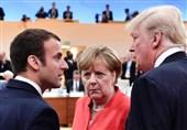 گزارش تسنیم| انهدام اروپای واحد توسط کاخسفید/ پرچم سفید مرکل و ماکرون بالا میرود؟