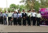 خوزستان  مزار شهدا به مناسبت روز ملی مقاومت و پایداری دزفول غبارروبی شد