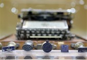 ماشین تحریر 120 ساله شاهمظفر که چرخ تحریر نام داشت + تصاویر