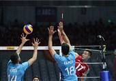 لیگ ملتهای والیبال| شکست شاگردان ولاسکو مقابل آمریکا با قضاوت شاهمیری
