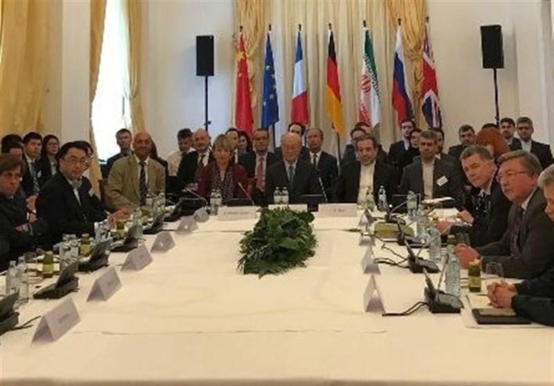 عقد إجتماع اللجنة المشترکة حول الإتفاق النووی دون مشارکة أمریکیة
