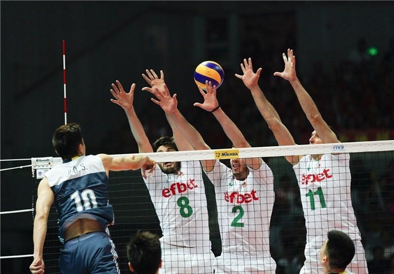 حریف تیم ملی والیبال ایران به مصاف مصر میرود