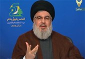 US Sanctions on Hezbollah Not to Stop the Resistance: Nasrallah