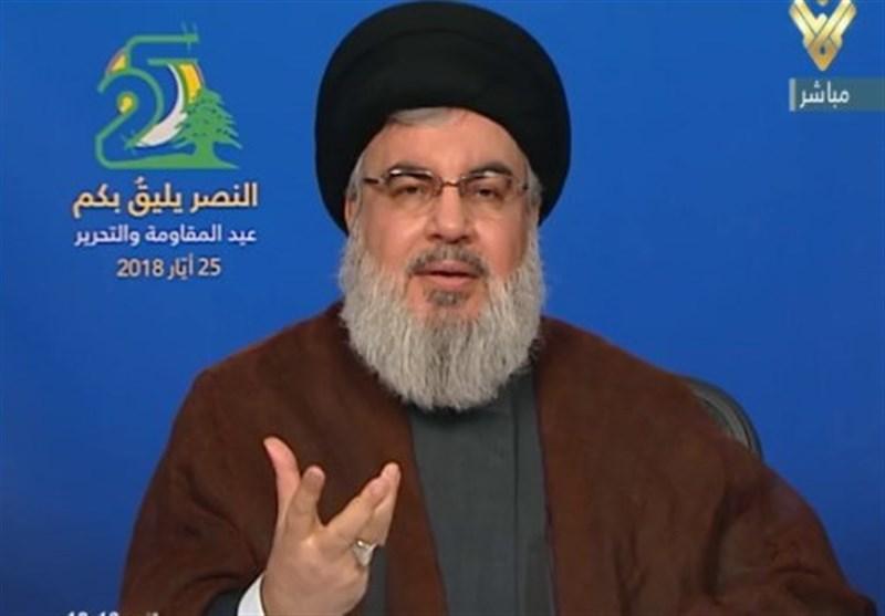 نصرالله: فشارها علیه ایران با هدف انتقام از حامیان مقاومت است / تحولات به نفع مقاومت رقم میخورد