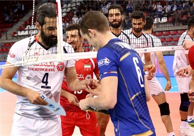 Iran Beaten by France in Volleyball Nations League