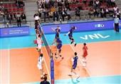 لیگ ملتهای والیبال| ایران در رده دهم/ لهستان و فرانسه در صدر