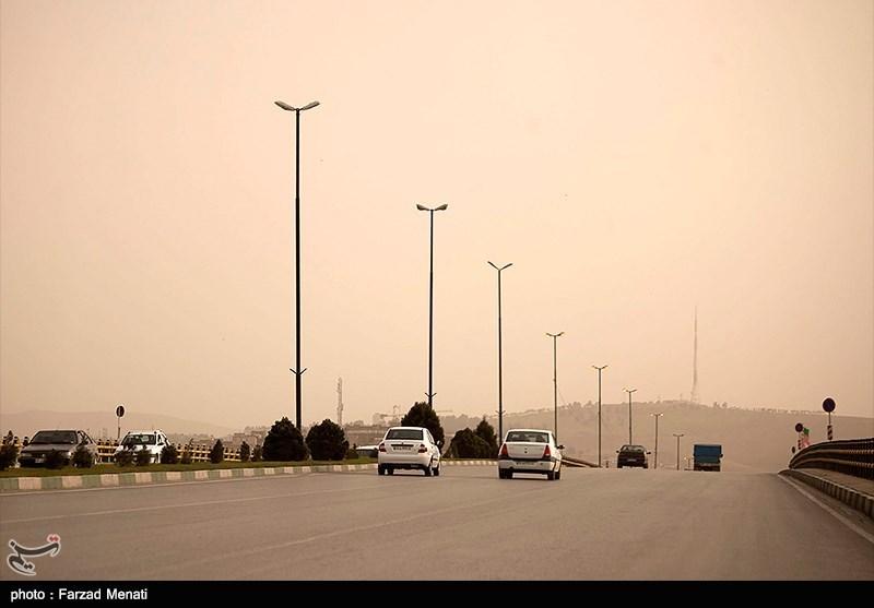 هشدار مدیریت بحران به شهروندان اصفهانی؛ ریزگردها تا امشب میهمان اصفهان است