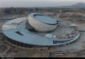 سالن اجلاس سران اصفهان به 500 میلیارد تومان دیگر برای تکمیل احتیاج دارد