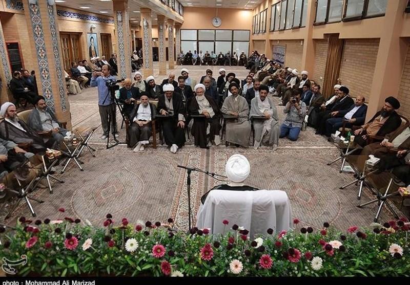 همایش نقش کانونهای مساجد در گام دوم انقلاب اسلامی در قم برگزار شد