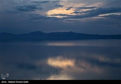 دریائے ارومیہ سے لی گئی چند خوبصورت تصاویر