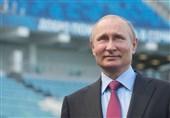 پوتین: 4 تیم مدعی قهرمانی جام جهانی 2018 هستند/ یاشین، پله و مارادونا را دوست دارم