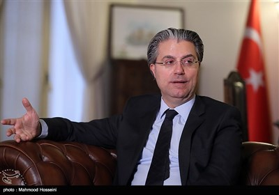 Turkish Envoy Lauds Iran's Stances after US JCPOA Withdrawal