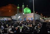 اصفهان| از صله رحم تا کلوخ اندازان در ماه رمضان در شهرضا + تصاویر