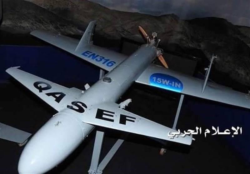 یمنی ڈرون طیارے قاسف-1 کا سعودی ہوائی اڈے پر حملہ