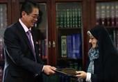 امضای تفاهمنامه همکاری میان کتابخانههای ملی ایران و کره شمالی