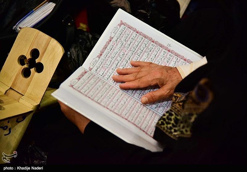 جزءخوانی قرآن کریم در ماه رمضان در حرم شاهچراغ(ع) برگزار میشود 
