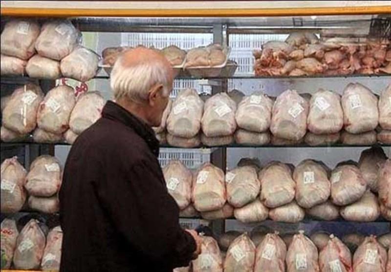 افزایش توزیع مرغ در بازار/ مرغ امروز یا فردا ارزانتر میشود