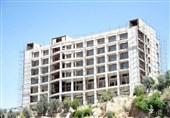خرمآباد| 6 دولت و یک هتل؛ پروژه صخرهای خرم آباد 20 ساله شد