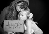 گزارش تسنیم| آمارهای رسمی از 41 میلیون شهروند گرسنه در آمریکا + نقشه و نمودار