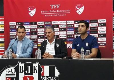 کیروش: بازی با ترکیه یک هدیه است و دیدار با یونان شبیه سردرد بود