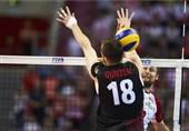 لیگ ملتهای والیبال|لهستان در خانه کانادا را شکست داد