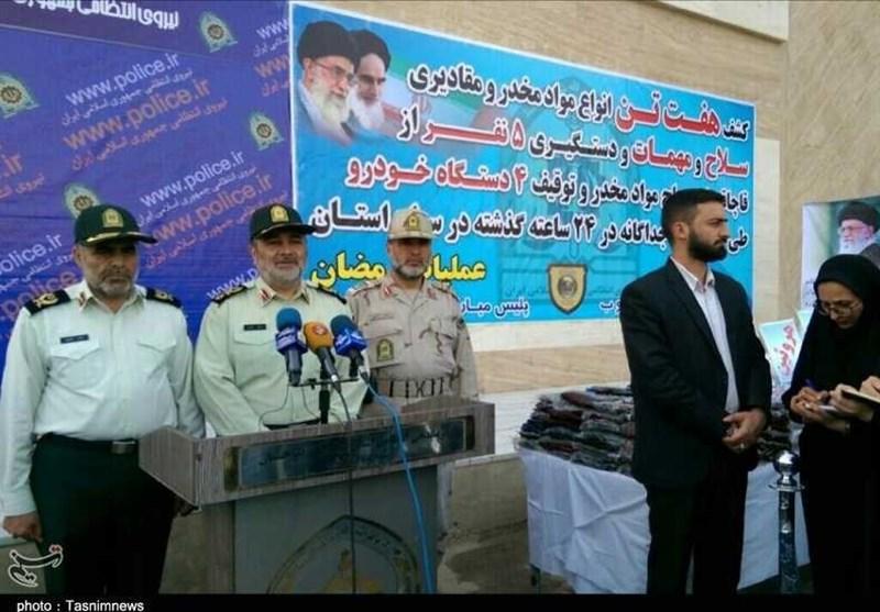 زاهدان| تازهترین اخبار از وضعیت مرزبان ربوده شده از زبان سردار اشتری