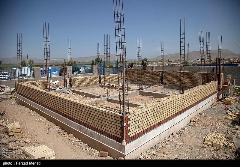 """پرونده """"کرمانشاه؛ زندگی دوباره""""-4/ از مدرسهسازی بسیج برای زلزلهزدگان تا فداکاری معلمان + عکس و فیلم"""