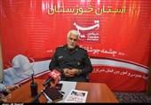 معاون سپاه خوزستان در گفتوگو با تسنیم: شرایط کرونا در دزفول بحرانی است / شهر کلا باید تعطیل شود