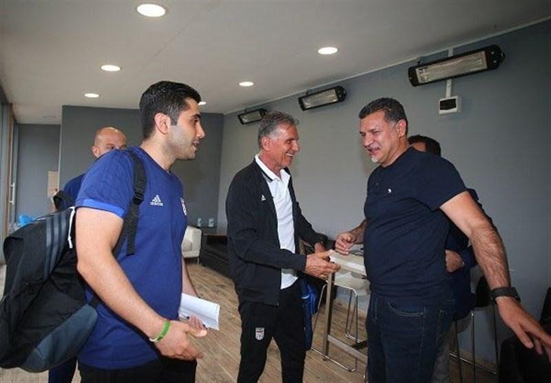 Iran Has Bright Future at World Cup, Says Ali Daei