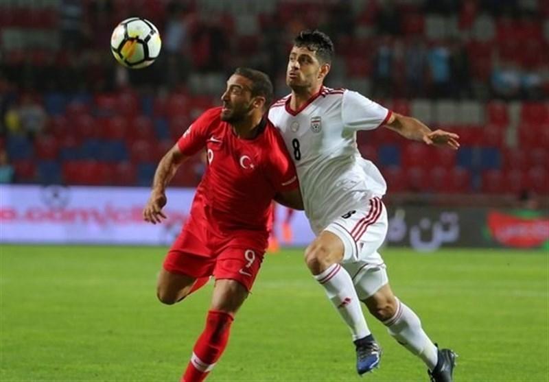 Iran Loses to Turkey in Friendly