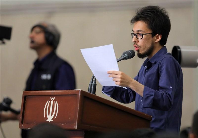 دیدار دانشجویان با امامخامنهای|معتمدی نژاد: رویههای اشتباه زمینهساز عدم تحقق عدالت شده است