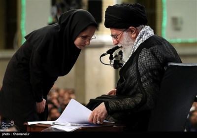 Leader Meets Iranian University Students