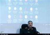 سخنرانی سرلشکر محمدعلی جعفری فرمانده کل سپاه پاسداران در مراسم رونمایی از دانشنامه شهدا و ایثارگران