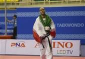 Paralympic Lauds 'Iranian Hurricane' Pourrahnama