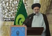 مشهد|حجتالاسلام رئیسی: امروز حربه و فتنه دشمن ناامید کردن مردم است