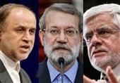 گزارش: 3 کاندیدای ریاست مجلس را بهتر بشناسیم + سوابق